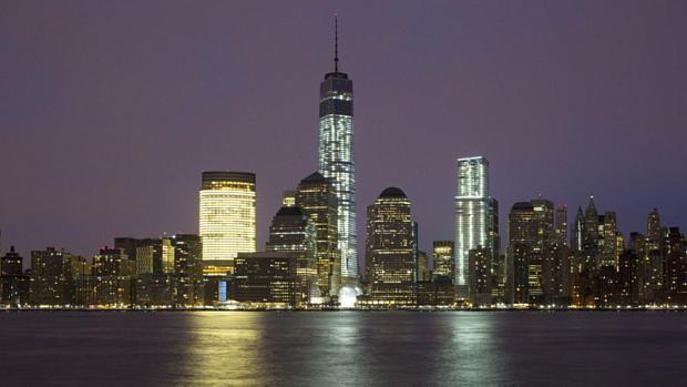 One World Trade Center, o prédio mais alto dos Estados Unidos