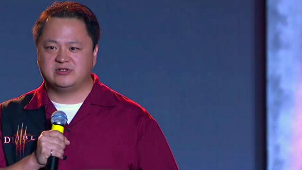 Wyatt Cheng, designer do Diablo III, jogo da Blizzard