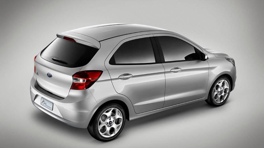 Ford revelou o novo Ka em novembro