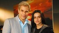 Cleo Pires e Edson Celulari, protagonistas de Araguaia