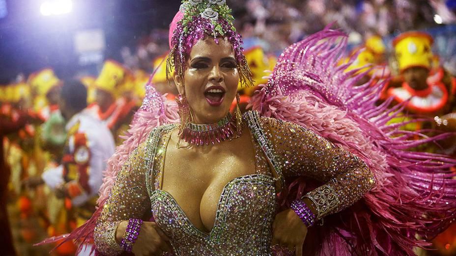 Raíssa Machado, musa da Viradouro