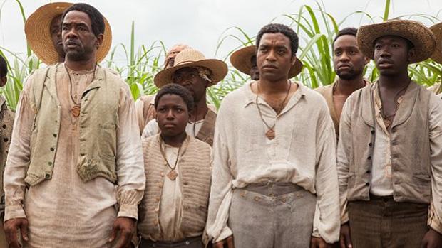 Chiwetel Ejiofor em 12 Years a Slave