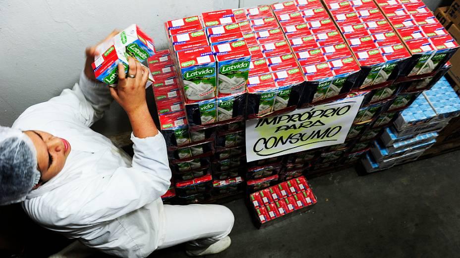 Ministério Público faz operação contra adulteração de leite no norte do Rio Grande do Sul