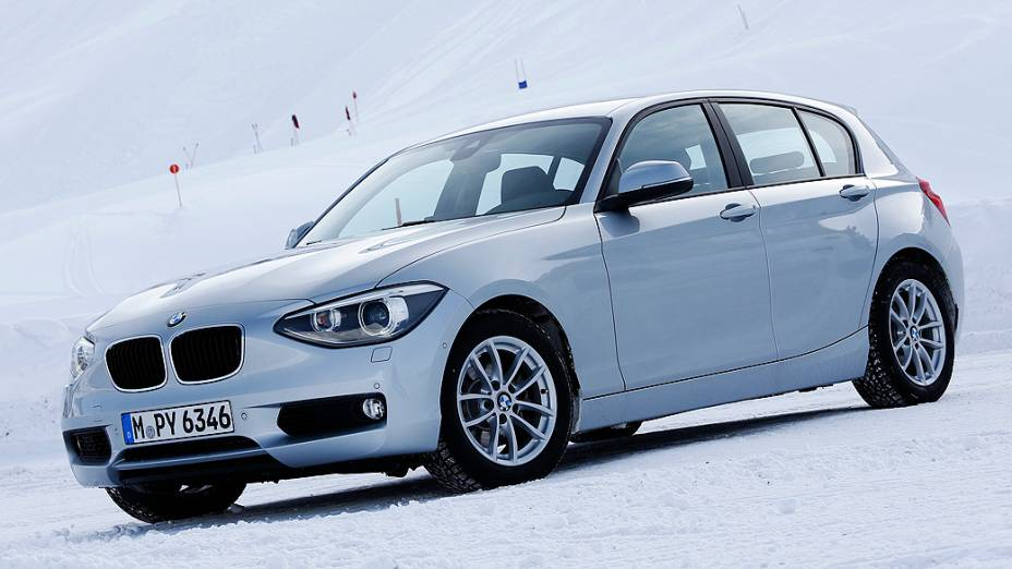 BMW Série 1 Hatch será montado no Brasil