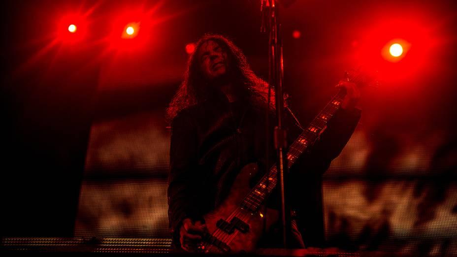 Alice In Chains se apresenta no Espaço das Américas, em São Paulo