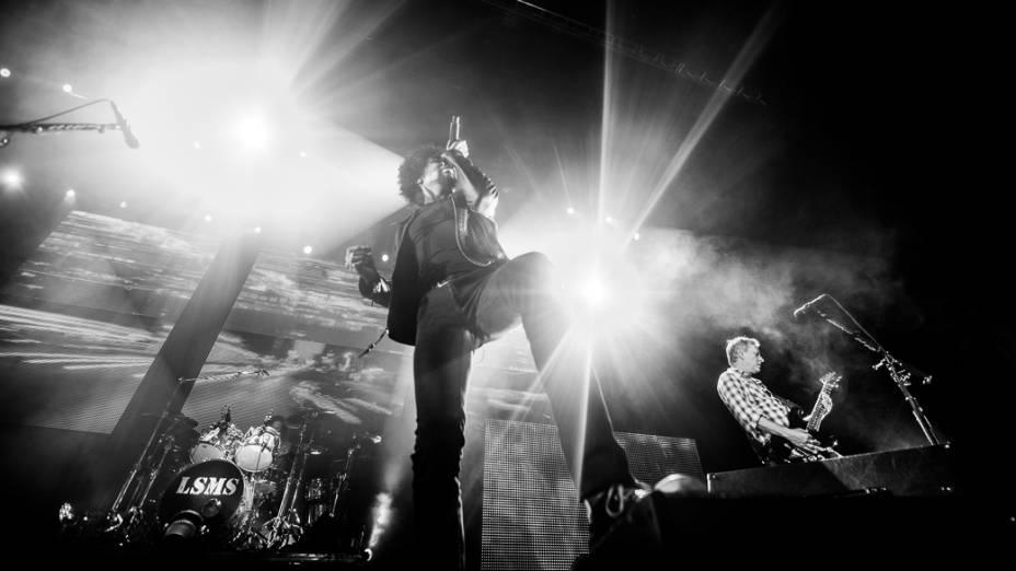 Alice In Chains se apresentou no Espaço das Américas, em São Paulo