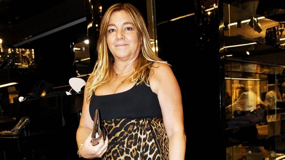 Eliana Tranchesi comandou por muitos anos a Daslu, ícone do consumo de alto luxo no Brasil