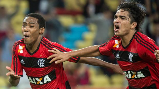 Elias, do Flamengo