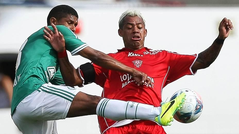 Palmeiras é campeão da Série B 2013