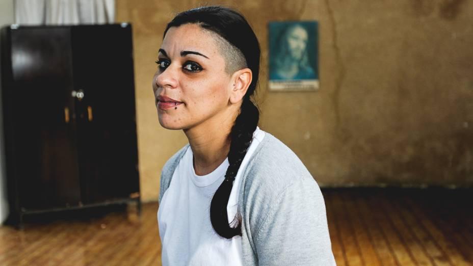 A portuguesa Vanda Cristina Grades Paulino