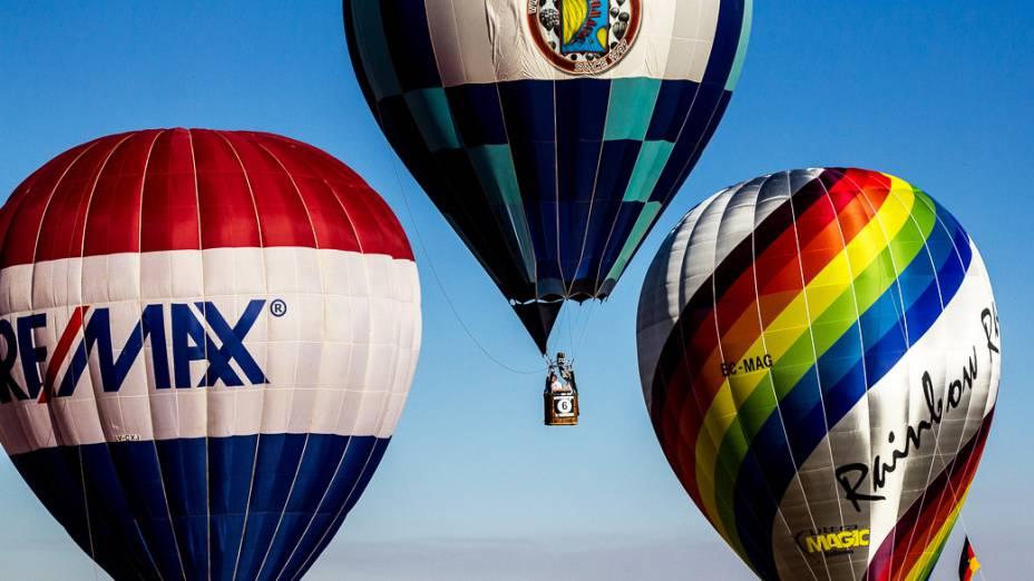 Pela primeira vez a competição internacional é realizada na América do Sul