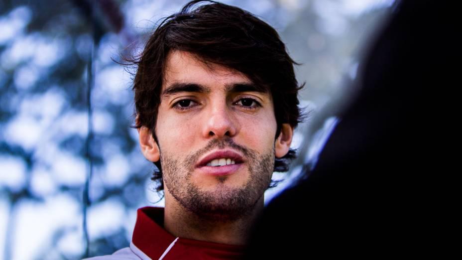 Kaká só pensa em jogar: quer ser campeão no São Paulo e referência no futebol dos EUA