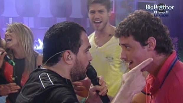 Fael canta com Luciano em 14/03/2012
