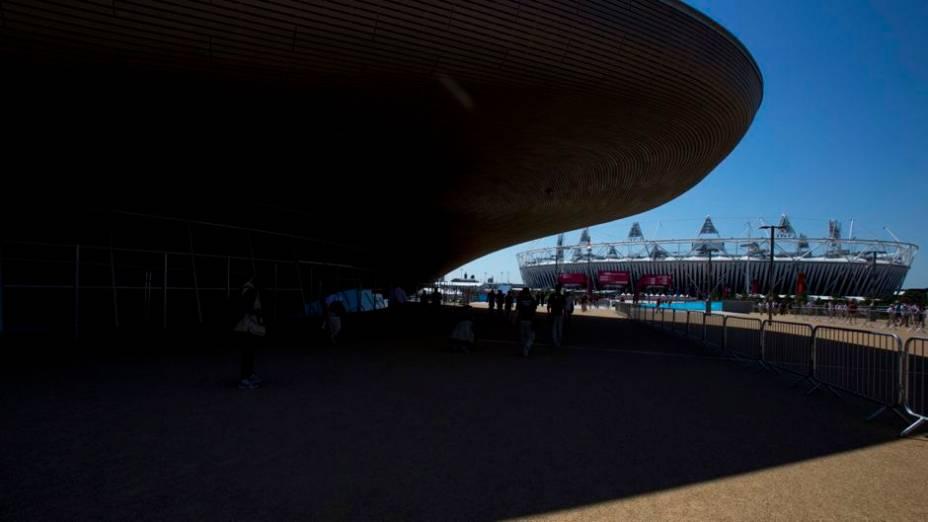 O Parque Olímpico de Londres 2012