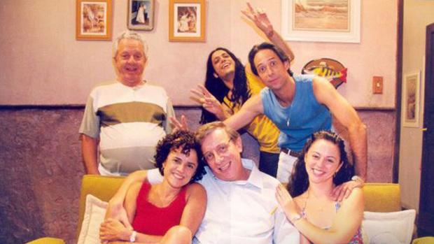 Elenco de A Grande Família em 2001