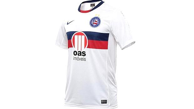 A nova camisa do Bahia