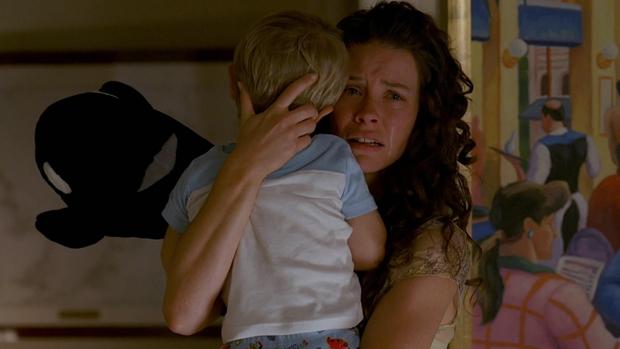 A personagem Kate (Evangeline Lilly), em 'Lost'