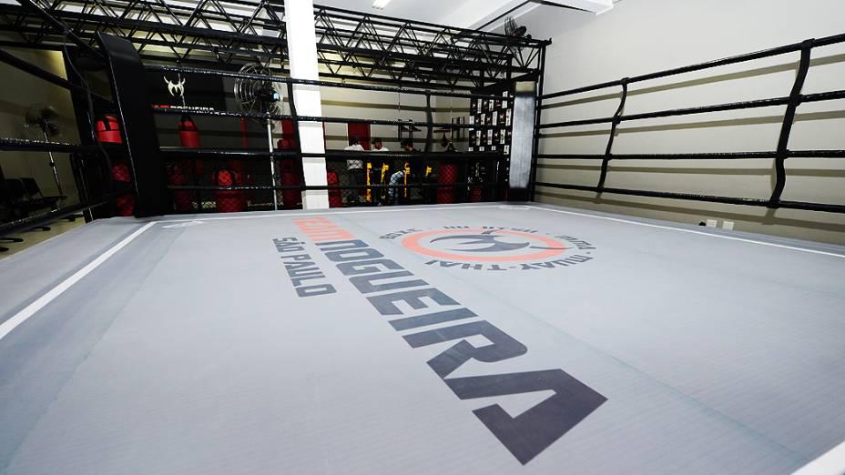 A acedemia vai oferecer aulas de artes marciais e quem quiser aprender ou apenas entrar em forma, além de buscar novos astros do MMA