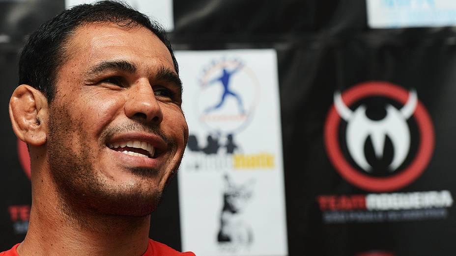 Minotouro disputa a categoria dos meio-pesados do UFC depois de se destacar no extinto Pride