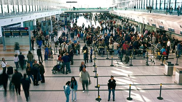 Aeroporto de Ezeiza – Argentina