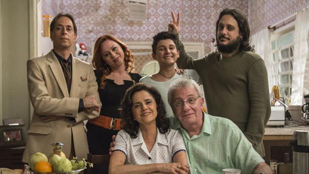Elenco de A Grande Família em 2014
