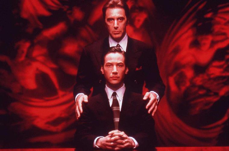 Contracenou com Keanu Reeves em <em>O Advogado do Diabo</em>, de 1997.