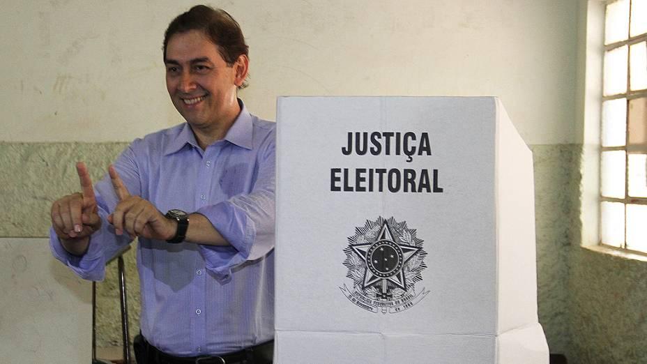 Alcides Bernal (PP) foi eleito prefeito de Campo Grande