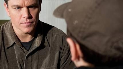 Matt Damon, que também atua em causas ambientais, conquistou o 6º lugar