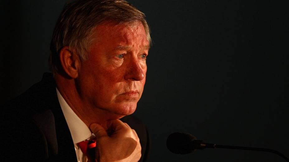 Título da temporada 2012/2013 foi o último de Ferguson