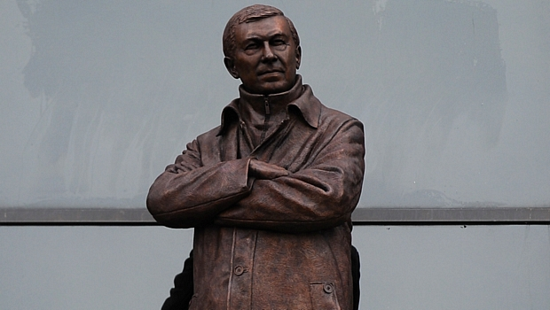 Em 2012, Alex Ferguson foi homenageado com uma estátua de bronze no estádio Old Trafford