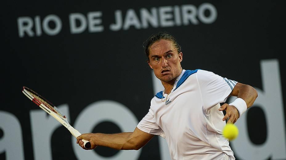 Alexandr Dolgopolov no Rio Open 2014