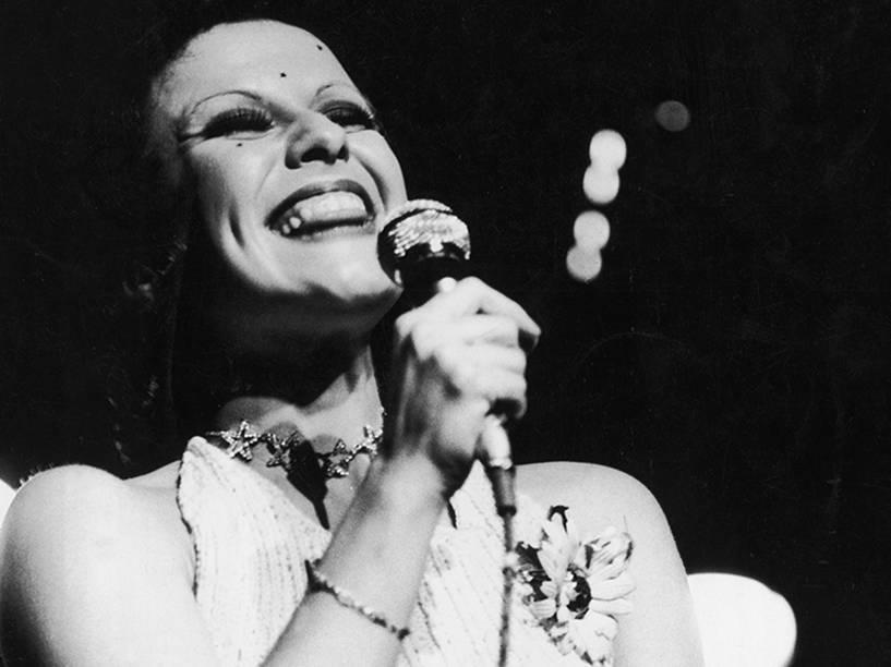 Elis Regina em 1972