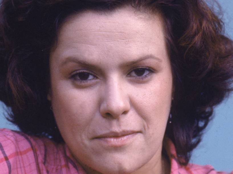 A cantora Elis Regina em 1979
