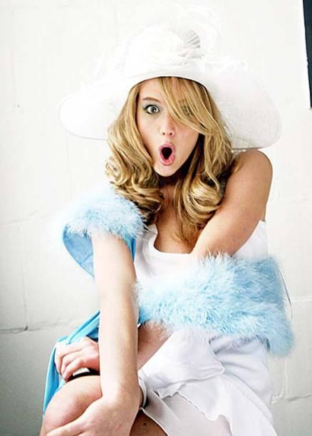 Jennifer Lawrence contratou o fotógrafo Chris Kaufman para ajudá-la no começo de sua carreira, bem antes de ser escalada para viver a protagonista da franquia milionária Jogos Vorazes