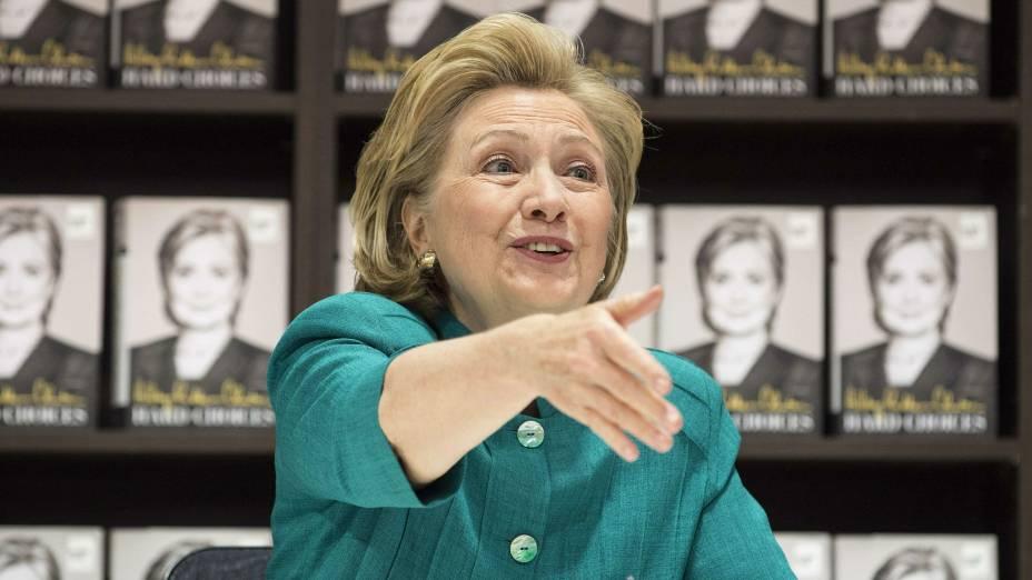 Hillary Clinton é uma das prováveis candidatas à presidência dos EUA em 2016