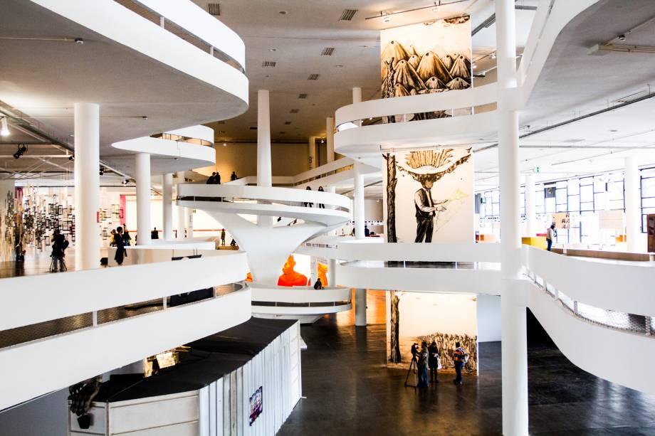 A 31ª Bienal de Artes de São Paulo estará aberta ao público de 6 de setembro a 7 de dezembro
