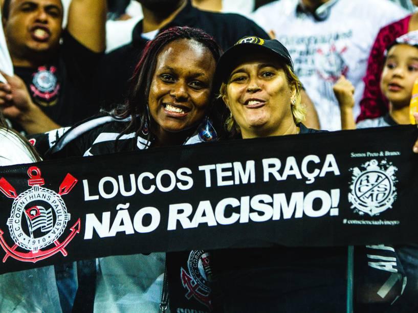 Corinthians bate o Grêmio no Itaquerão - 23/11/2014