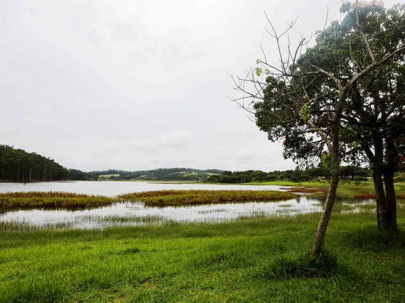 Represa de Jundiaí recebe águas do rio Atibaia e Jundiaí-Mirim