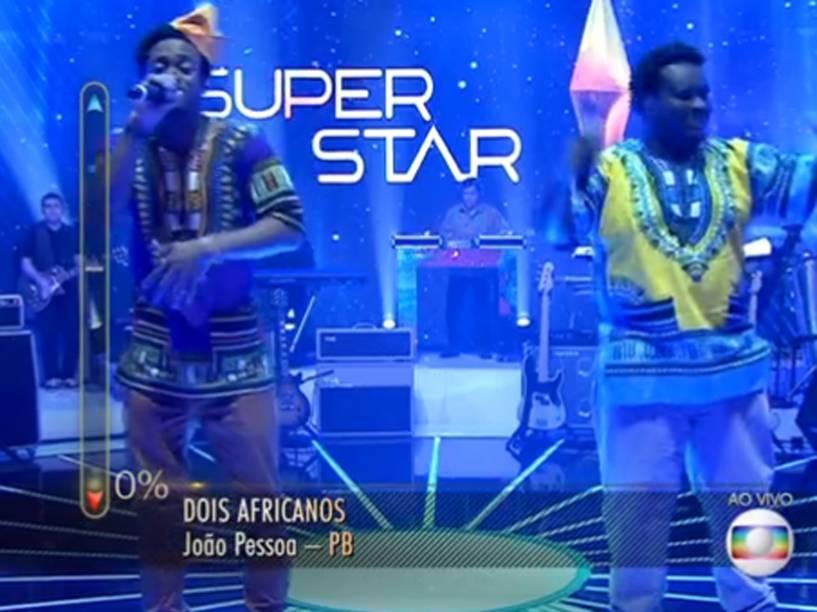 Dois Africanos no SuperStar