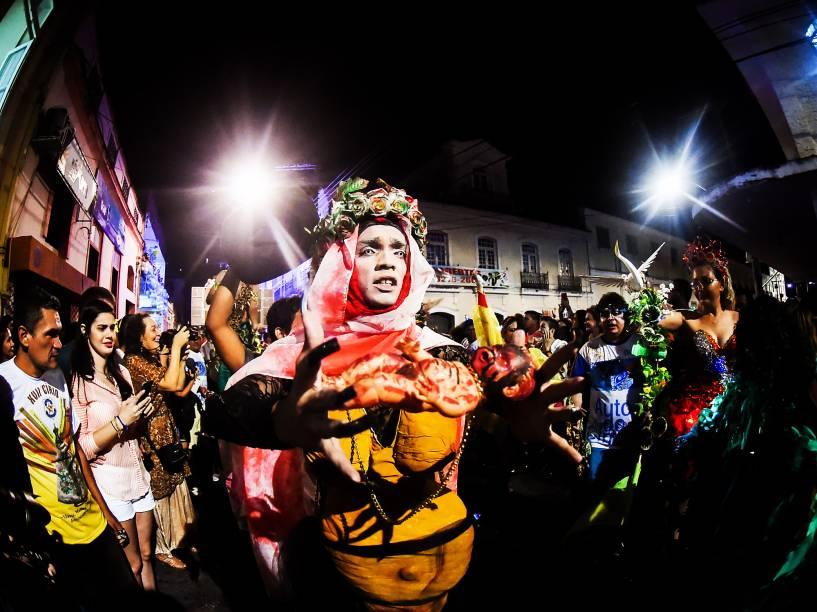 O Auto do Cirio é uma manifestação artística e cultural que acontece pelas ruas da Cidade Velha, em Belém
