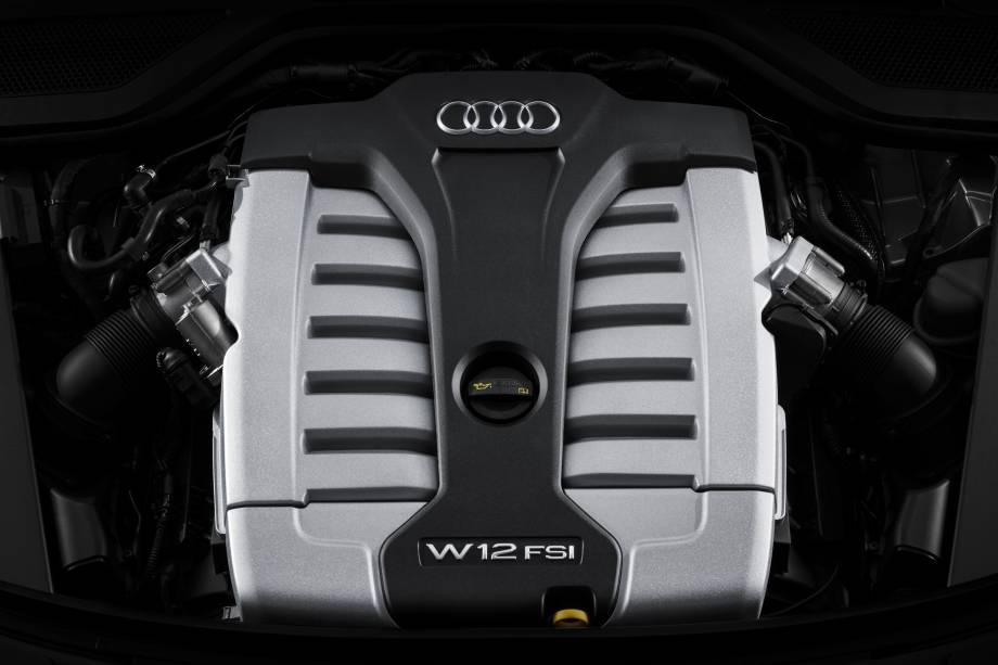 Motor doAudi A8