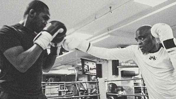 Jon Jones e Anderson Silva treinam juntos em Las Vegas