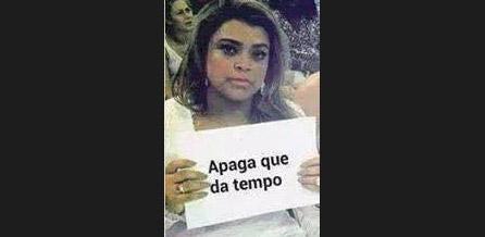 Preta Gil, que já foi retocada muitas vezes no Photoshop, sugere a Anitta apagar esse dia
