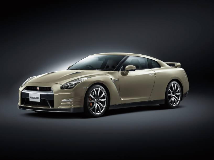 Nissan GT-R especial: pedidos somente a partir de janeiro