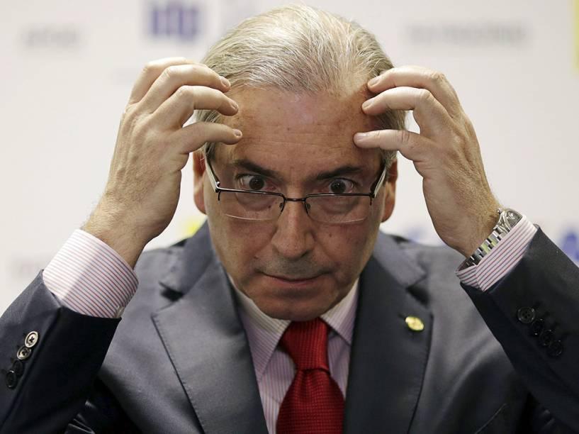 Ex-presidente da Câmara dos Deputados, Eduardo Cunha (PMDB-RJ)