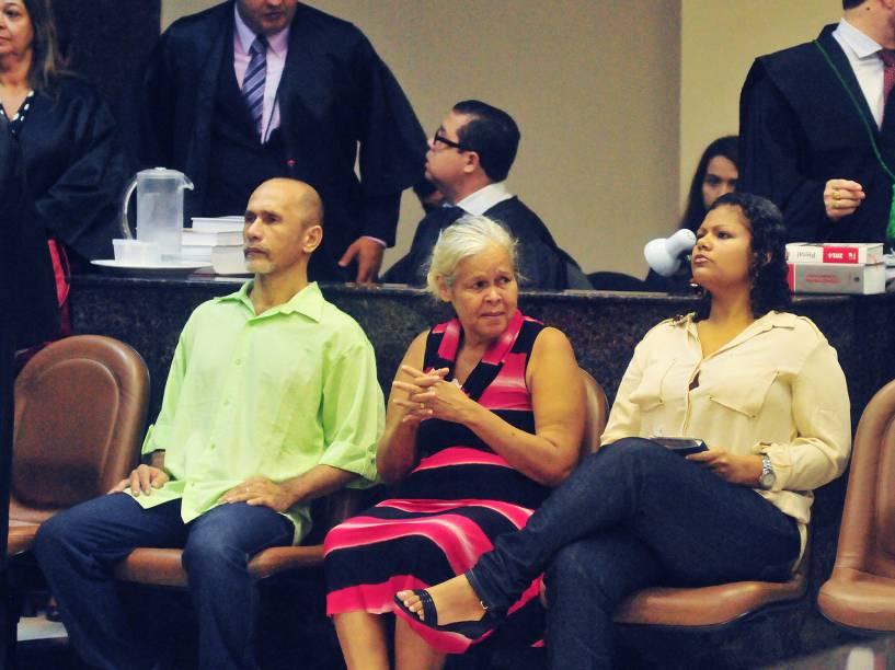 Julgamento do trio acusado de matar, esquartejar e comer a carne de pelo menos três mulheres em Pernambuco, entre 2008 e 2012