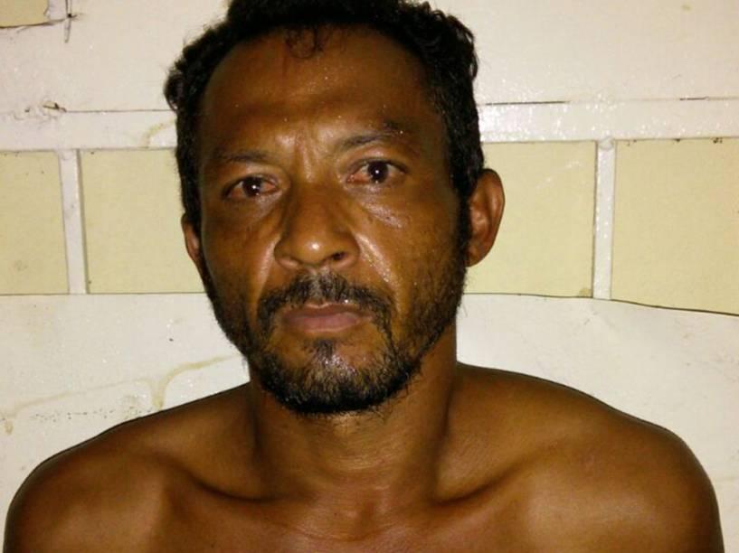 O traficante Adão José Silva Souza, de 39 anos, mentor do crime