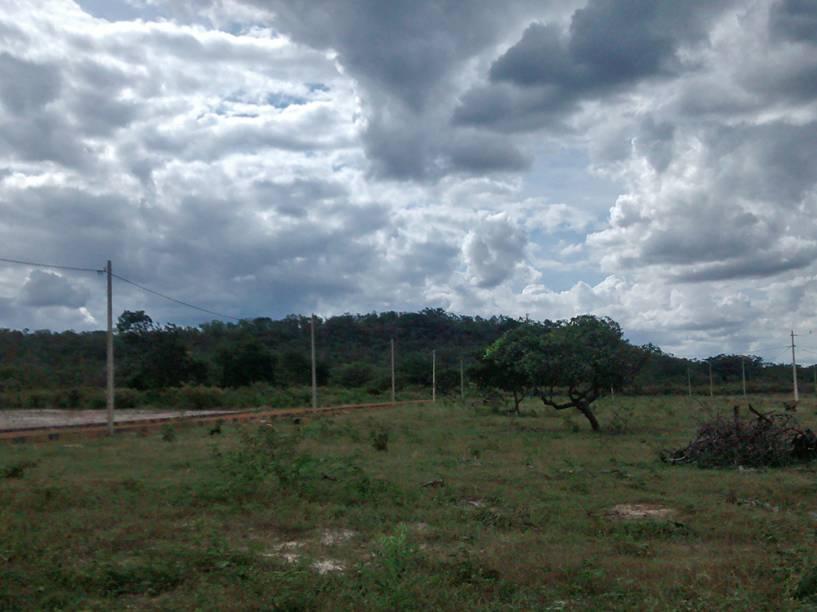 Vista da cidade de Castelo do Piauí