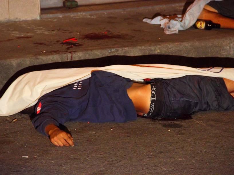 Série de ataques nas ruas de Osasco