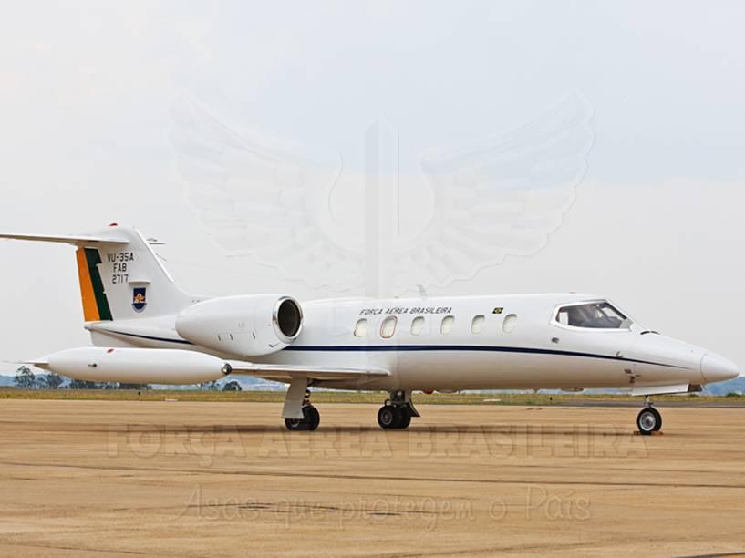 Learjet L-35 – VU-35